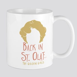 Back In St Olaf Mugs