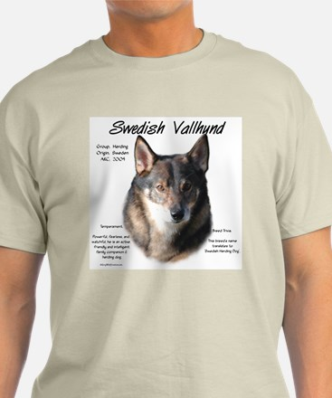 Swedish Valhund T-Shirt