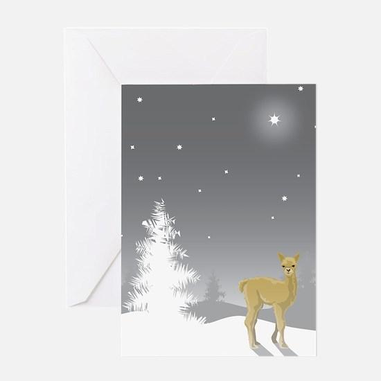 Winter Cria Holiday Card