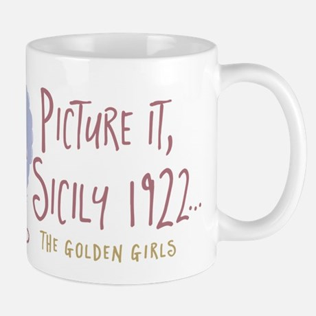 Golden Girls Picture It