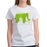 Elephant Facts Women's T-Shirt