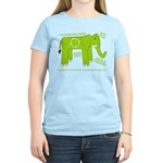 Elephant Facts Women's Light T-Shirt