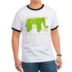 Elephant Facts Ringer T