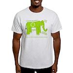Elephant Facts Light T-Shirt