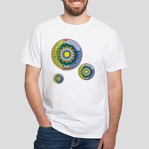 Summer Sunshine White T-Shirt