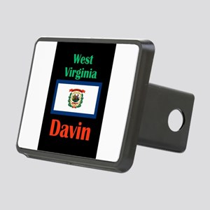Davin West Virginia Hitch Cover