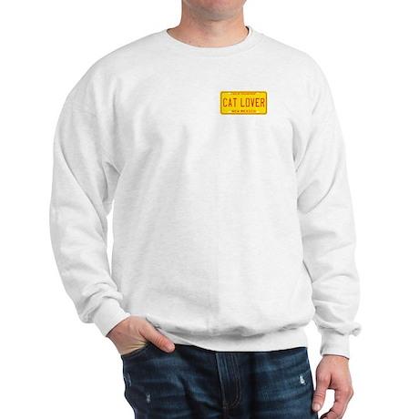 New Mexico Cat Lover Sweatshirt