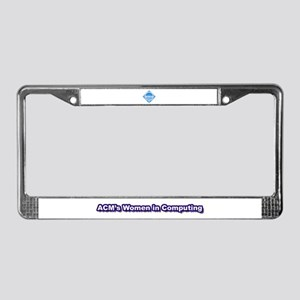 ACMW License Plate Frame