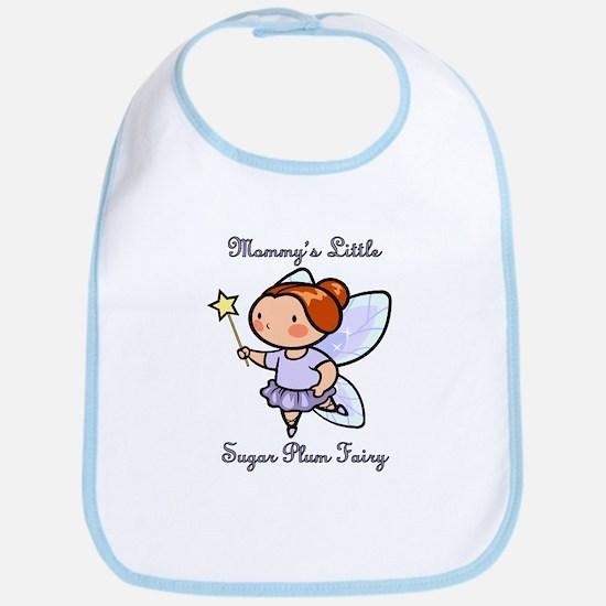 Mommy's Sugar Plum Fairy Bib