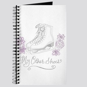 My Other Shoes Figure Skates Journal