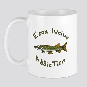 10x10_pike1 Mugs