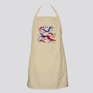 Flight of Fancy BBQ Apron