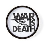 War is Death Wall Clock
