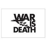 War is Death Large Poster