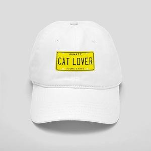 Hawaii Cat Lover Cap
