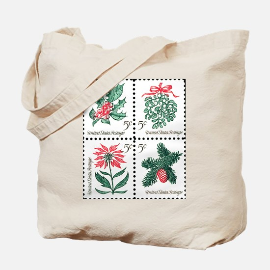 Funny Collectible stamps Tote Bag