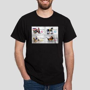 Christmas_Stamp_1970_10x10 T-Shirt