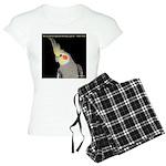Cockatiel 4 Steve Duncan Pajamas