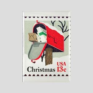 Christmas-Stamp-1977_10x10 Magnets