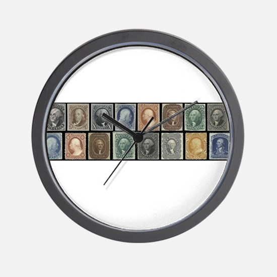 Cute Collecting Wall Clock