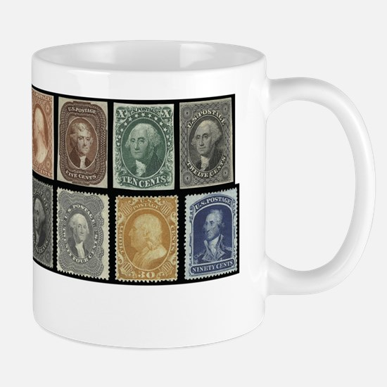 Stamp-Collecting-Type_set_Early_Clas... Mugs
