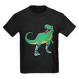 Cerebral palsy Kids T-shirts (Dark)