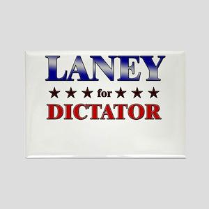 LANEY for dictator Rectangle Magnet