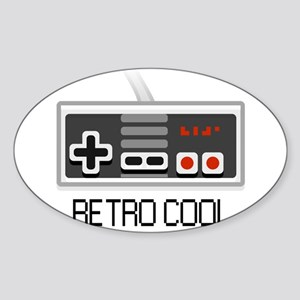 Retro Cool Man Sticker
