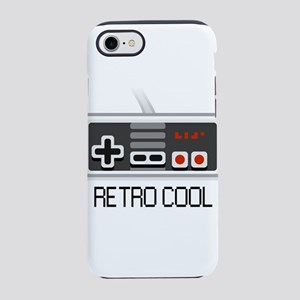 Retro Cool Man iPhone 8/7 Tough Case