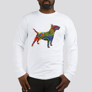 Peace Love Bull T Long Sleeve T-Shirt