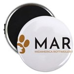 "Marr Logo 2.25"" Round Magnets (100 Pack)"