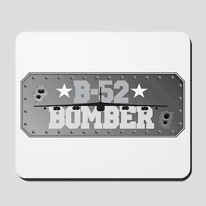 B-52 Bomber Aviation Mousepad