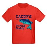 Fishing Kids T-shirts (Dark)