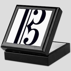 AltoClefSimple Keepsake Box