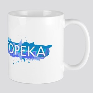 Topeka Design Mugs