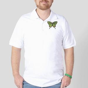 Celtic Swallowtail Golf Shirt