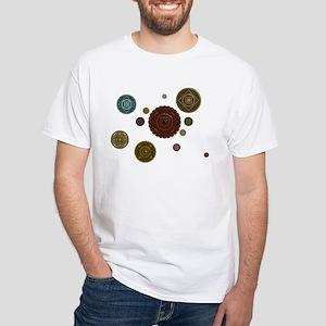 The Zodiac White T-Shirt