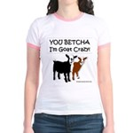 Yes, I'm Goat Crazy! T-Shirt