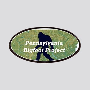 Pennsylvania Bigfoot Project Patch