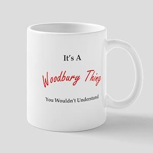 Woodbury Thing Mug