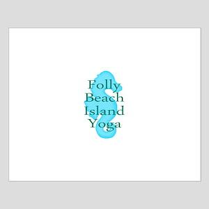 Seahorse Folly Beach Posters