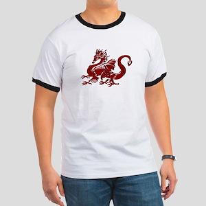 Red Dragon Ringer T