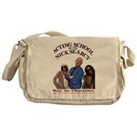 NickSearcy.com Messenger Bag