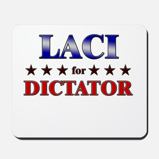 LACI for dictator Mousepad