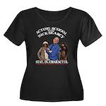 NickSearcy.com Plus Size T-Shirt