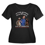 NickSearcy.com Plus Size T-Shirt