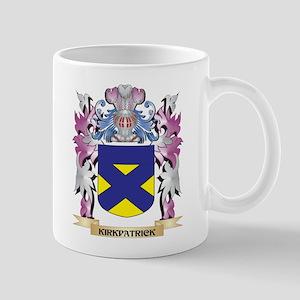 Kirkpatrick Coat of Arms - Family Crest Mugs