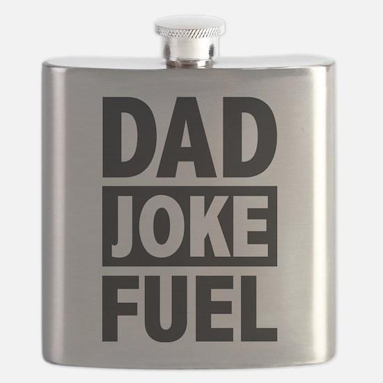 Dad Joke Fuel Flask