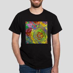 Extreme Yellow Rose T-Shirt