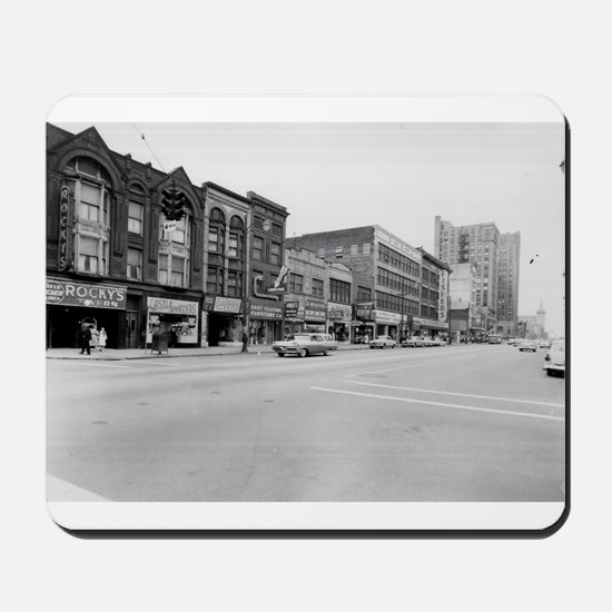 Youngstown East Federal St. Mousepad